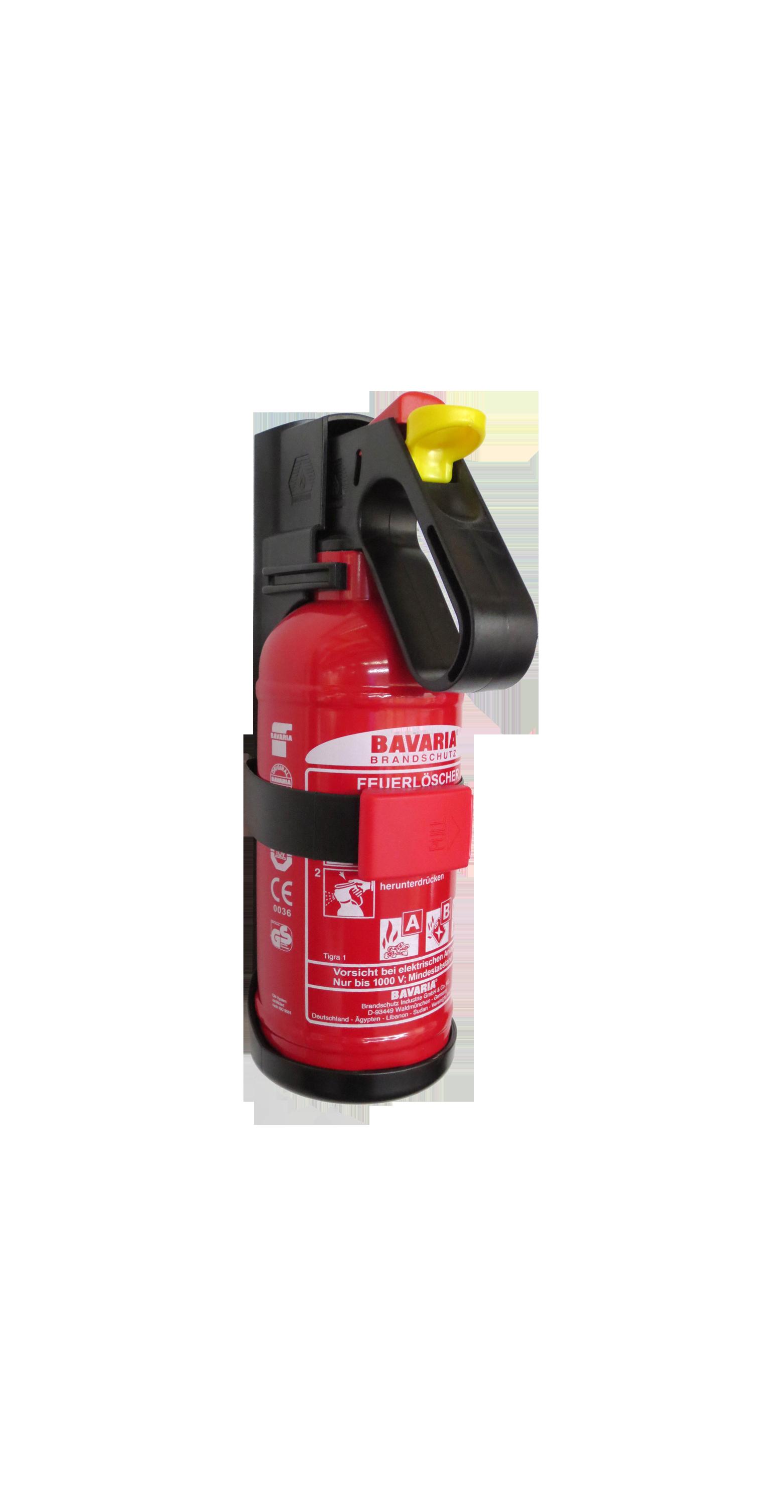 BAVARIA Champion ist ein Hochleistungs-ABC-Dauerdruck-Pulverlöscher mit 2 kg Das Gerät ist einsetzbar bei Bränden im Haushalt und Arbeitsstätten, in Automobilen, Booten, Camping und bei allen Freizeitaktivitäten.