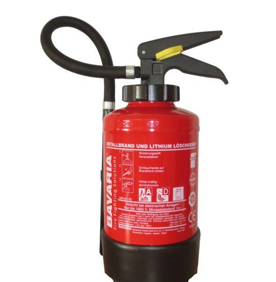 Lithium X3 Bavaria für Lithiumbrände