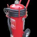 Feuerlöscher mit Löschmittel Extover für Lithiumbrände