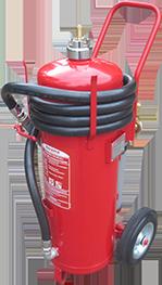 Der Bavaria Lithium Feuerlöscher eignet sich ideal für die Brandklassen A,B,D und F. Löschen und kühlen von Lithium-Ionen Akkus mit PyroBubbles