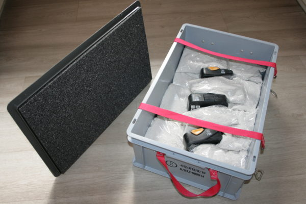 Akku Transportbox