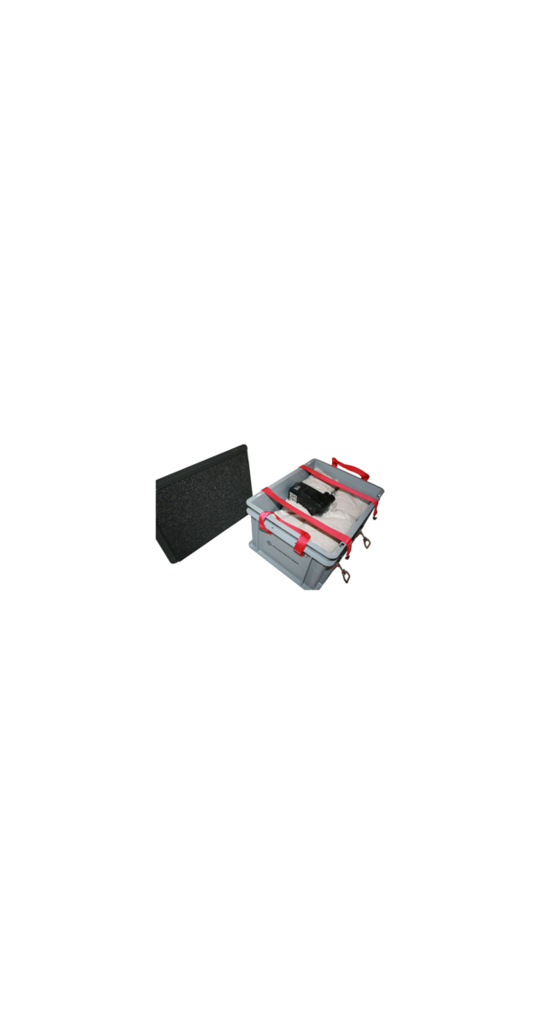 Transportbox für Lithium Akkus