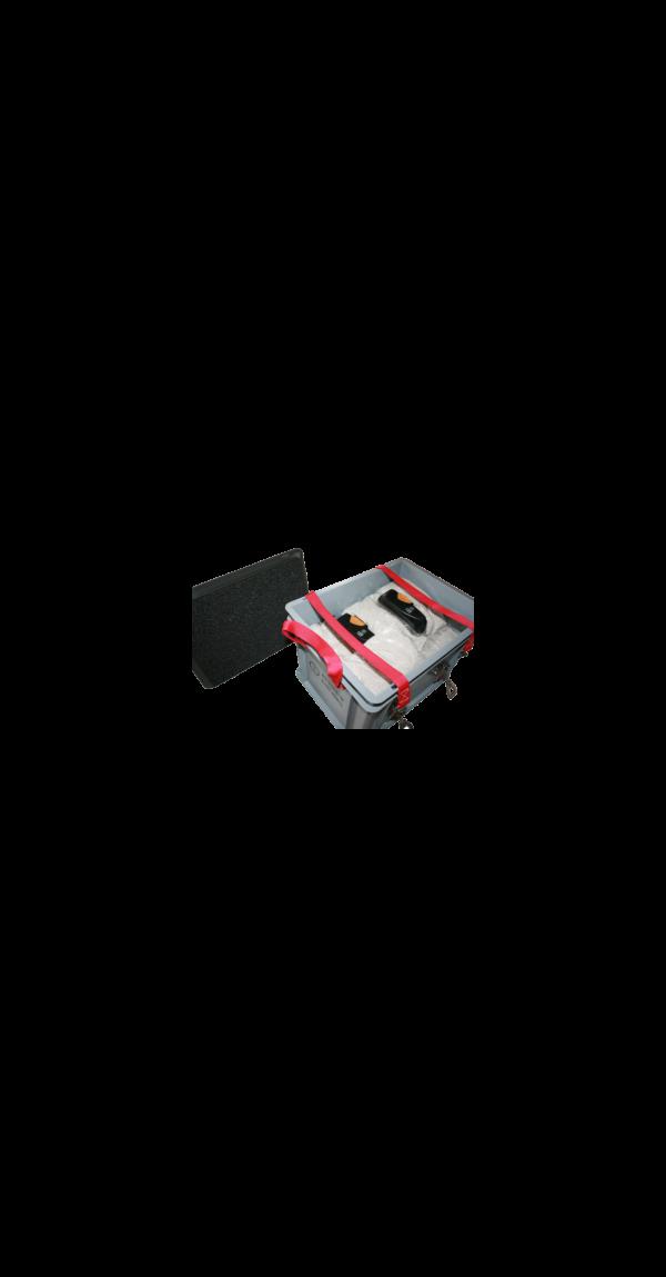 Gefahrgutbox für Akku
