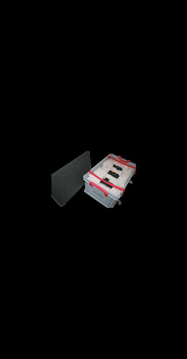 Lithium Akku Gefahrgutbox Basis