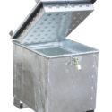 Lagerbehälter für Lithium-Ionen Akkus