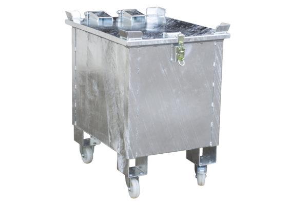 Akku Lagerbox fahrbar