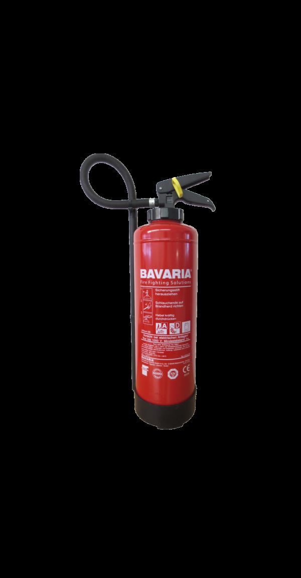 Lithium X6 – Netzmittel-Löscher Liter für Metall-und Lithium-Brände.