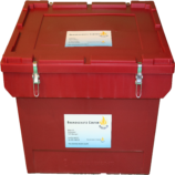 Gefahrgutbox Lithium Basis Version