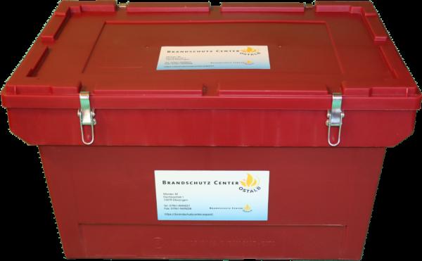 Lithium_Ionen Gefahrgutbox