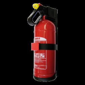 BAVARIA Tigra ist ein Hochleistungs- ABC-Auflade-Pulverlöscher. Das Gerät ist einsetzbar bei Bränden im Haushalt und Arbeitsstätten, in Automobilen, Booten, Camping und bei allen Freizeitaktivitäten.