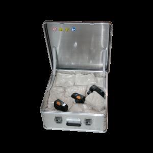 Gefahrgutbox-Lithium-Akkus