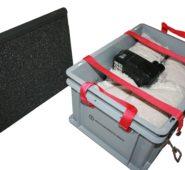 Akku Ladebox feuerfest und sicher