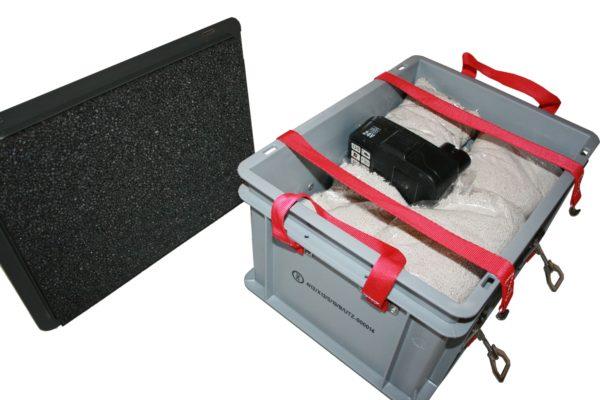Lagerbox für E-Bike Akkus
