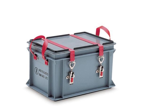 Transportbox mit X Codierung