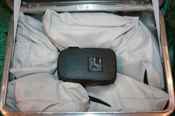 Akku- Ladebox