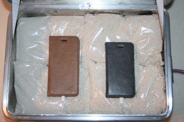Ladebox für mobile Geräte