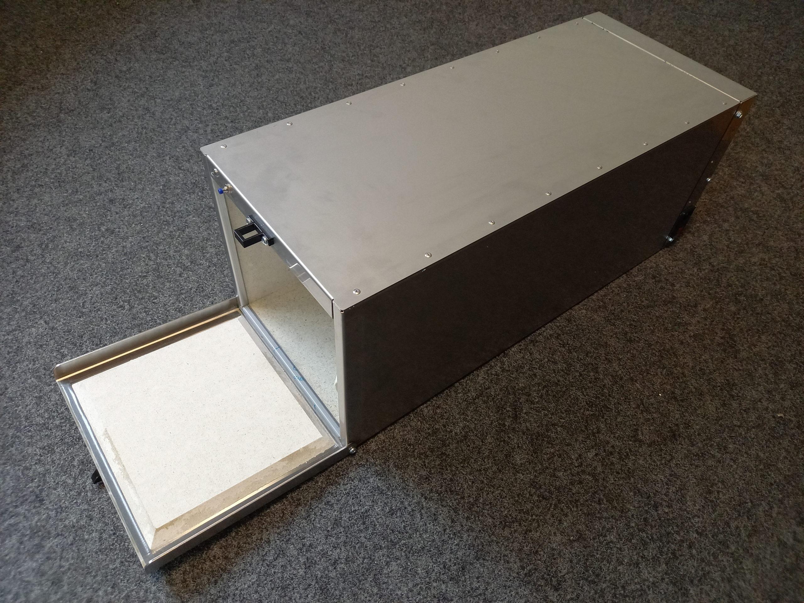 Ladebox für Akkus